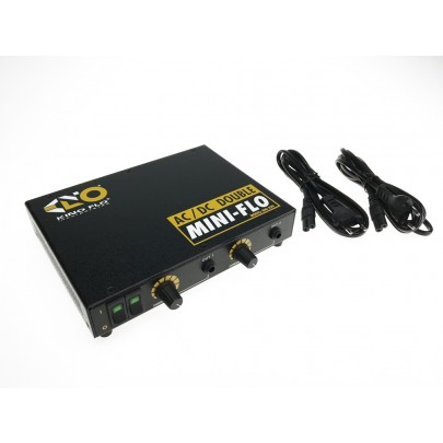 (Photo - Reference only - Includes 120V and 230V IEC Power Cables)