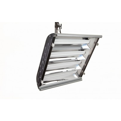 (Photo - Reference only - Includes built-in Parabolic Reflector, removable Gel Frame and Silver Louver)